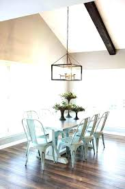 Modern Farmhouse Dining Room Lighting Kitchen Table Decor Far