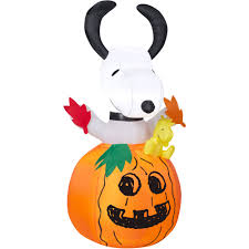 Gemmy Halloween Inflatables 2015 by Gemmy Airblown Inflatable 3 5 U0027 X 4 5 U0027 Skeleton Dog And Cat