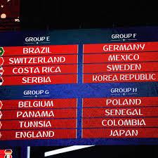 FußballWM 2018 In Russland Spielplan Termine Anstoßzeiten