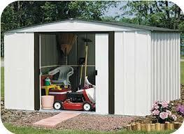 arrow 10x8 newburgh steel storage shed kit nw108