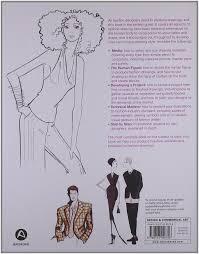Drawing For Fashion Designers Angel Fernandez Gabriel Martin Roig 9780713490756 Amazon Books