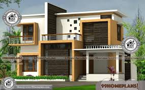 104 Contemporary Modern Floor Plans House With Flat Roof 2 Design