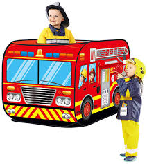 100 Fire Truck Halloween Costume Amazoncom Kiddie Play Pop Up Play Tent For Kids Toys