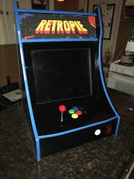 Bar Top RetroPie Arcade System – Geek Crafts Bartop Arcade Cabinet Plans The Geek Pub Build A Retropie With Raspberry Pi Youtube Black And Red Bartop Arcade Mame 60in1 Machine Cabinet Ecamusementscom Bartop Multicade Machines Ecamusements Pi 3 Bar Top Album On Imgur Video Game Modding Castlevania Made The Super Mario Brothers Custom Made Machine Mini Wip Papercraft Pinterest Classical 60 In1 Coffee Table Doxcadecom Centipede Themed This Nes Is Amazing Global News Ghost N Goblins V2 Stickers Arcade Pegatina Creativa Bartop