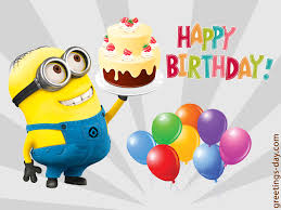 Happy birthday minions images memes pictures minions happy birthday images for kids children small kindergarten funny hilarious minions wishing happy