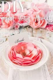 DIY Floral Paper Craft