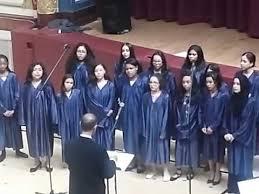 Golden Door Charter School Spring Choir 2017