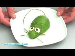 recette de cuisine pour les enfants recette de cuisine pour enfants comment faire une souris verte