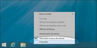 bureau windows 8 windows 8 1 comment démarrer sur le bureau et retrouver le menu