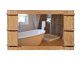 badmöbel set 15 waschtisch spiegel unterschrank teakholz rbm2414