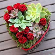 Arranged with Love Beautiful Valentine s Day Flowers for Everyone