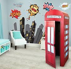Superhero Bedroom Decor Nz by Super Hero Wall Decor Shenra Com