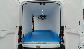 Ford Transit Fridge Van Conversion
