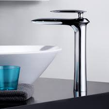 Hamat Faucet Cartridge Replacement by Gerade Tall Chrome Mono Basin Tap For Countertop Basin Taps