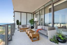 Nice Modern Balcony Decorating Ideas