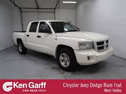 Pre-Owned 2009 Dodge Dakota Bighorn/Lonestar Crew Cab Pickup In WEST ...