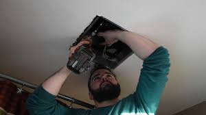 Install Bathroom Vent No Attic Access by How To Install A Bathroom Ventilation Fan Inside A Finished
