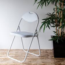 Harbour Housewares Padded Folding Chair White Seat & Frame | Rinkit.com Heavy Duty Metal Upholstered Padded Folding Chairs Manufacturer Macadam Black Folding Chair Buy Now At Habitat Uk Flash Fniture 2hamc309avbgegg Beige Chair Storyhome Cafe Kitchen Garden And Outdoor Maxchief Deluxe 4pack White Wood Xf2901whwoodgg Bestiavarichairscom Navy Fabric Hamc309afnvygg Amazoncom Essentials Multipurpose 2hamc309afnvygg Blue National Public Seating 4pack Indoor Only Steel Russet Walnut With 1in Seat Resin Bulk Orange