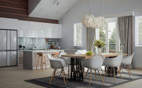 rideau pour cuisine design cuisines rideaux cuisine gris clair élégants cuisine moderne