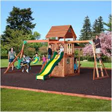 Swing Sets For Small Yards The Backyard Site Images On Awesome ... Playsets Swing Sets Parks Playhouses The Home Depot Backyard Discovery Prescott Cedar Wooden Set Picture With Home Decor Fantastic Frame Garden Inspiring Outdoor Playground Design Ideas Lowes Kids Playhouseturn Our Swing Set Into This Maybe Shop At Lowescom Somerset Wood Image Breathtaking Swings Slides Toys Walmartcom Ipirations Create Creativity Your Child