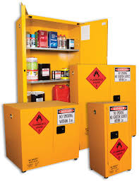 Flammable Safety Cabinet 45 Gal Yellow by Hazardous Chemical Storage Cabinet Yellow Hazardous Chemical