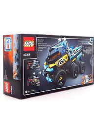 100 Megastore Truck Lego Technic Stunt 42059 Building Blocks Science