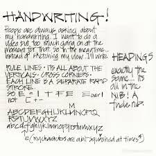 My Architects Handwriting Liz Steel Liz Steel