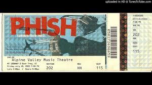 Bathtub Gin Phish Live by Phish