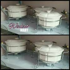 Ceramic Chafing Dish Home Appliances On Carousell