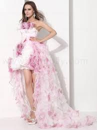 quinceanera organza strapless short quinceanera dress e12057g