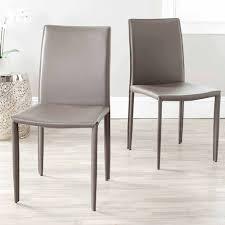 Walmart Dining Room Chairs by Safavieh Karna Dining Chair Set Of 2 Walmart Com