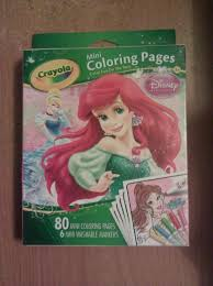 Nethilia So I Bought This Crayola Mini Coloring Pages Set Because Hey