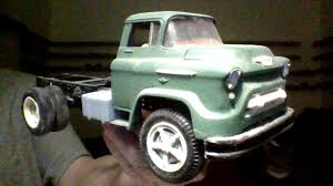 1:25 1957 CHEVROLET 6400 Resin Cab Forward Model Truck - $43.00 ... 1957 Chevrolet Pick Up Truck 3100 Pickup Snow White Street The Grand Creative Rides For Sale 98011 Mcg A Pastakingly Restored Is On Display At Rk Motors Near O Fallon Illinois 62269 Cameo 283 V8 4 Bbl Fourspeed Youtube 2000515 Hemmings Motor News Flatbed Truck Item Da5535 Sold May 10 Ve Oneofakind With 650 Hp Heads To Auction Bogis Garage Cadillac Michigan 49601