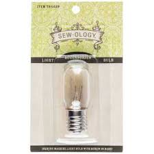 sewing machine light bulb with in base hobby lobby 784439