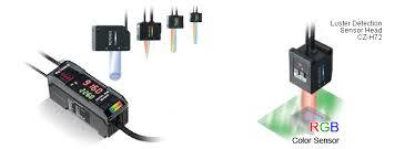 Keyence Light Curtain Manual Pdf by Rgb Digital Fiberoptic Sensors Cz V20 Series Keyence America