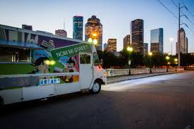 Rejoice: Food Trucks Greenlighted In Downtown Houston - Eater Houston