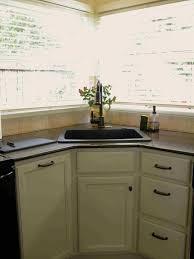 unfinished corner sink base cabinet corner sink kitchen layout 42