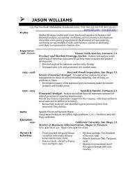 Resume In Uk