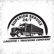 Trucking Company Logo Design, Emblem Of Truck Rental Organisation ... 5th Wheel Truck Rental Fifth Hitch Rvrentalguidecom Medium And Heavy Duty Commercial Trucks For Sale Pa Nj Md De Services Near Me On Way Penske Is Now Open For Business In Brisbane Australia Velocity Centers San Diego Sells Freightliner Western Box Moving Dump Cstruction Rentals Fleet Benefits Accidents The Accident Team 2017 Ford F650 V10 Gashydraulic Brake Flickr Siang Hock Vehicle Hire Van Leasing Lorry Tipper