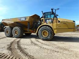 Caterpillar 745C - Articulated Dump Trucks (ADTs) - Construction ...