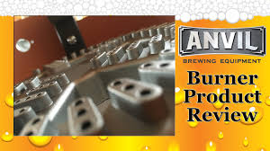 Blichmann Floor Burner Height by Review Anvil High Performance Burner Youtube