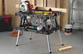 revealed the best portable workbench with reviews