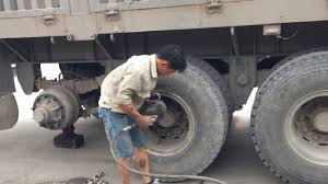 How To Repair Truck Tires - Fix A Flat Tire EASY - Nail In Tire ... Truck Tires Mobile Tire Servequickfixtires Shopinriorwhitepu2trlogojpg Repair Or Replace 24 Hour Service And Colorado Springs World Auto Centers Dtown Co Side Collision Wrecktify Dump Truck Tire Repair Motor1com Photos And Trailer Semi In Branick Ef Air Powered Full Circle Spreader 900102 All Pasngcartireservice1024x768jpg Southern Fleet Llc 247