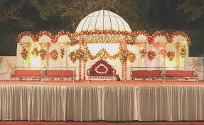 Outdoor Wedding Stage Decorations Awesome Stages Decoration