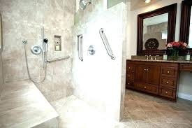 33 Newest Handicap Bathroom Design Ideas - HOMYFEED Handicap Accessible Bathroom Design Ideas Magnificent 70 Vanity Requirements Topquality Restroom Wheelchair Floor Universal Award Wning Project Wheelchair Photos Plans For Faucets Dimeions Standards Height Innovative Wall Mount Paper Towel Holder In Transitional Small Toilet Shower Images Creative Decoration Designs Home 33 Newest Homyfeed Homes Fresh Cool Trend Ada Accsories Disabled