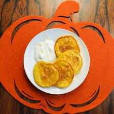 Easy Vegan Pumpkin Pancake Recipe by Olad U0027i Iz Tykvy Russian Pumpkin Pancakes Tara U0027s Multicultural