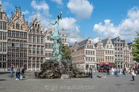 100 Where Is Antwerp Located The Grote Markt Of License Download Or Print For 3100