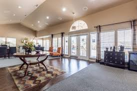 Leasing Office Interior 1 At Davenport Apartments In Dallas Texas TX