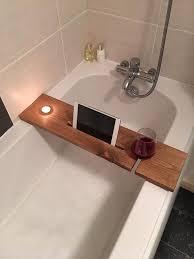 Diy Bathtub Caddy With Reading Rack by Best 25 Bathroom Candles Ideas On Pinterest Spa Bathroom Decor
