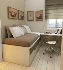 multifunktionales schlafzimmer gestalten für kleine räume